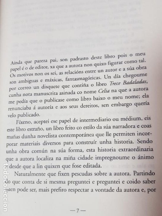 Libros de segunda mano: LIBRO-TRECE DADALADAS-SUSO DE TORO-XERAIS-GALLEGO-2ªEDICIÓN 2003-VER FOTOS - Foto 8 - 191317172