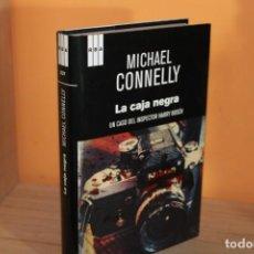 Libros de segunda mano: LA CAJA NEGRA / MICHAEL CONNELLY. Lote 191335681