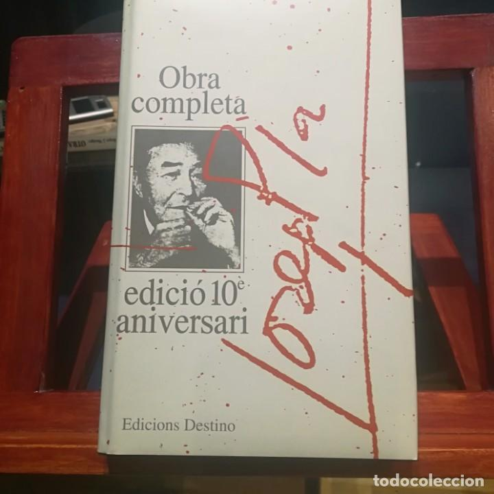 JOSEP PLA-OBRA COMPLETA-COLECCION 10E ANIVERSARI-Nº 21--CRONIQUES PALAMENTARIES-1992 (Libros de Segunda Mano (posteriores a 1936) - Literatura - Narrativa - Otros)