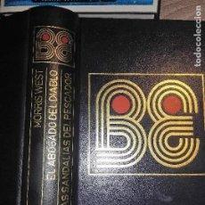 Libros de segunda mano: EL ABOGADO DEL DIABLO - LAS SANDALIAS DEL PESCADOR. ** MORRIS WEST. Lote 191696442