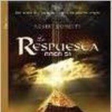 Libros de segunda mano: LA RESPUESTA - ÁREA 51 - RESPUESTA . Lote 191696655
