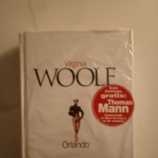 Livres d'occasion: VIRGINIA WOOLF. ORLANDO. EL PAÍS.. Lote 191725382