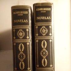 Livros em segunda mão: ALDOUS HUXLEY. NOVELAS. PLANETA 1957. 2 TOMOS.. Lote 191814677