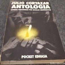 Libros de segunda mano: ANTOLOGIA – JULIO CORTÁZAR. Lote 191846240
