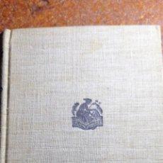 Libros de segunda mano: LIBRO DE 1946 LOS GYURKOVICS DE FERENC HERCZEG. Lote 191910521