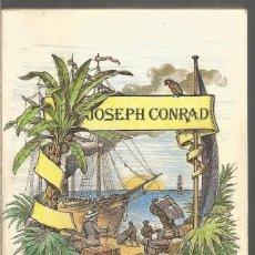 Livres d'occasion: JOSEPH CONRAD. NOSTROMO. ALIANZA. Lote 192164595