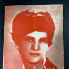Libros de segunda mano: CARTAS A ANA. JUAN MANUEL SILVELA SANGRO. EDITORIAL PRENSA ESPAÑOLA. 1970.. Lote 192314006