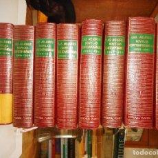 Libros de segunda mano: VV.AA LAS MEJORES NOVELAS CONTEMPORÁNEAS (10 TOMOS) Y98378T . Lote 192786658