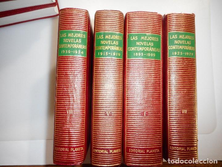 Libros de segunda mano: VV.AA Las mejores novelas contemporáneas (10 Tomos) Y98378T - Foto 2 - 192786658