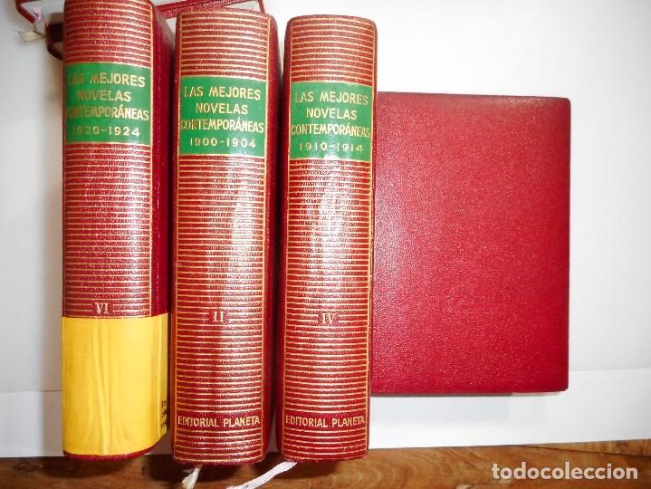 Libros de segunda mano: VV.AA Las mejores novelas contemporáneas (10 Tomos) Y98378T - Foto 3 - 192786658