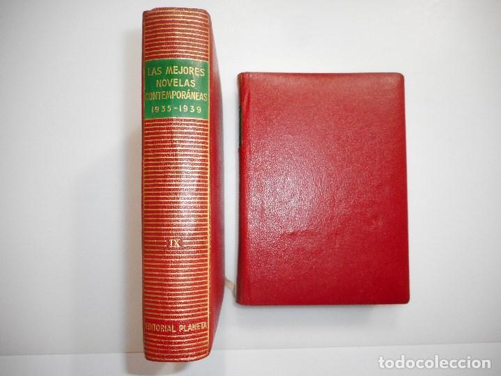 Libros de segunda mano: VV.AA Las mejores novelas contemporáneas (10 Tomos) Y98378T - Foto 4 - 192786658