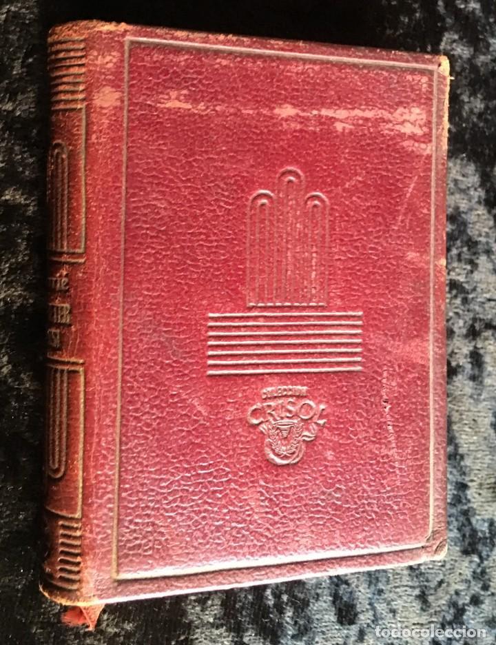 Libros de segunda mano: LA LEYENDA DEL LIBRERO ASESINO DE BARCELONA - CRISOLIN 5 - BILINGÜE - VERRIE - ILUSTRADO - Foto 6 - 192841892