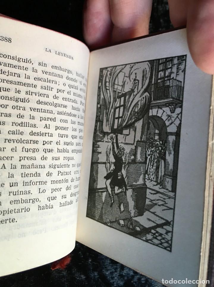Libros de segunda mano: LA LEYENDA DEL LIBRERO ASESINO DE BARCELONA - CRISOLIN 5 - BILINGÜE - VERRIE - ILUSTRADO - Foto 7 - 192841892