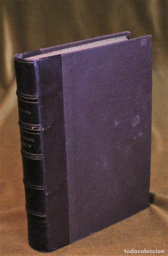 EL TIEMPO VUELVE,CARMEN DE ICAZA,AFRODISIO AGUADO,1945. (Libros de Segunda Mano (posteriores a 1936) - Literatura - Narrativa - Otros)