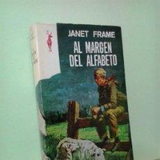 Livres d'occasion: LMV - AL MARGEN DEL ALFABETO. JANET FRAME. Lote 193729935