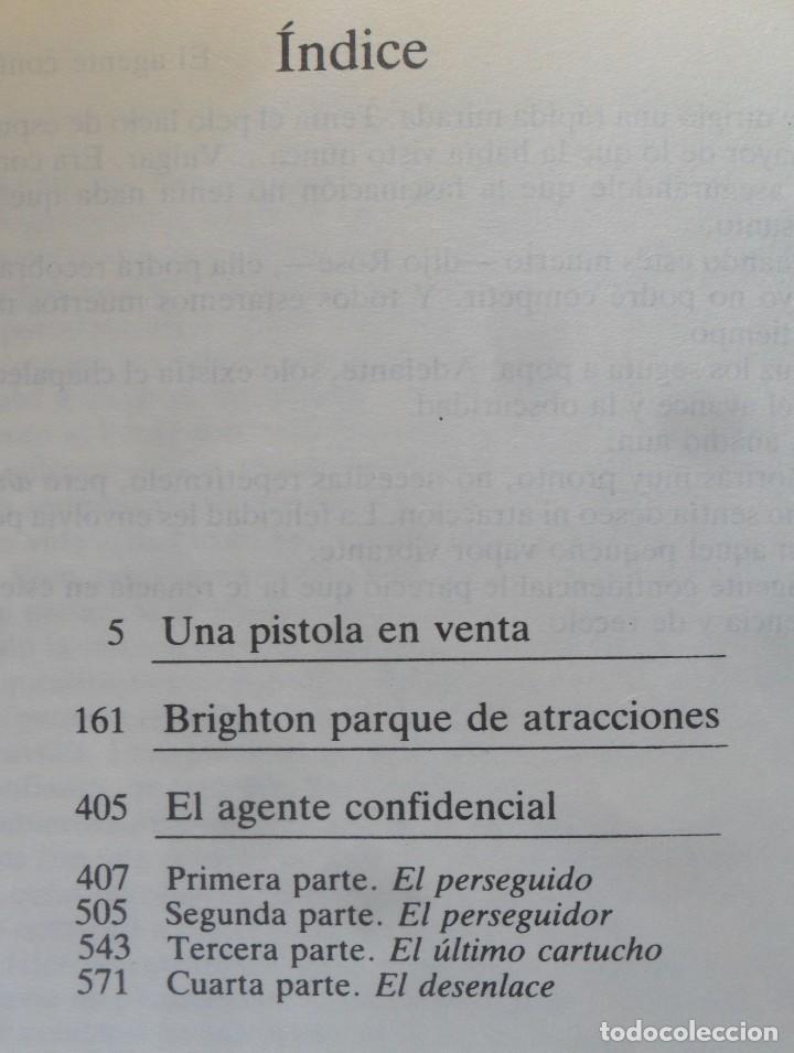 Libros de segunda mano: GRAHAM GREEN - NARRATIVA COMPLETA II (TOMO 12) - SEIX BARRAL - 1985 - Foto 3 - 194012573