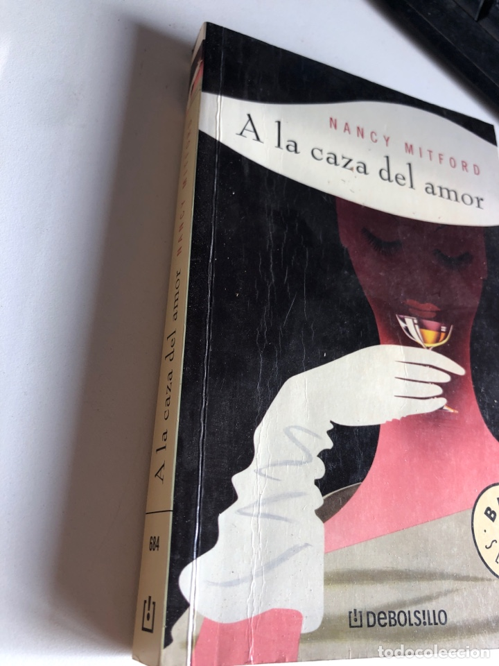 Libros de segunda mano: A la caza del amor - Foto 2 - 194059762