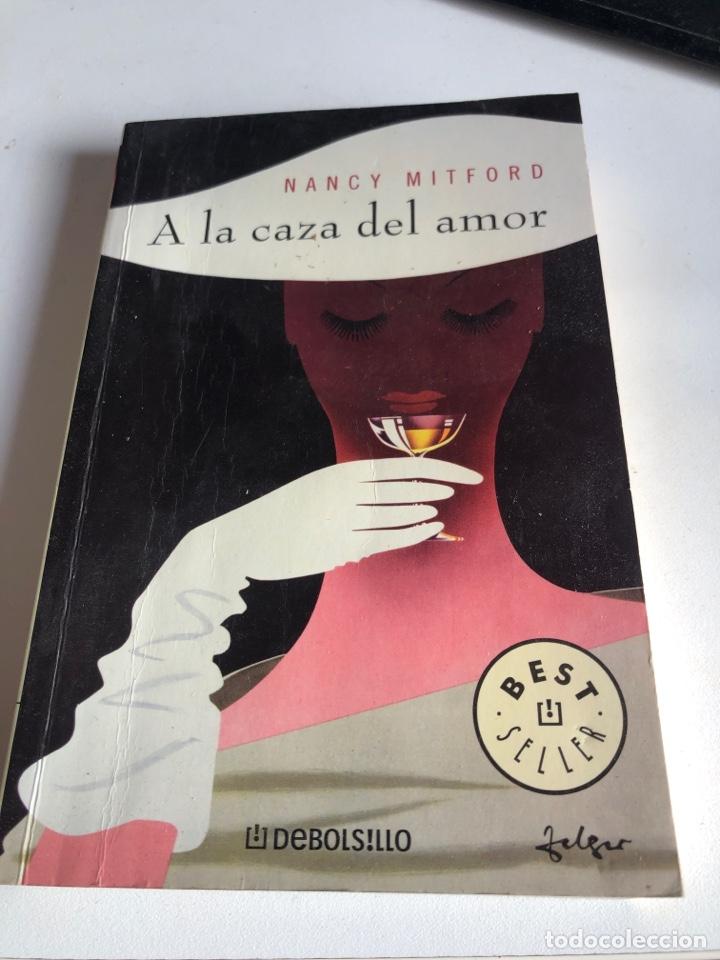 A LA CAZA DEL AMOR (Libros de Segunda Mano (posteriores a 1936) - Literatura - Narrativa - Otros)
