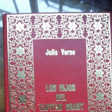 Libros de segunda mano: LOS HIJOS DEL CAPITAN GRANT - JULIO VERNE - EDICION 1972, EDIC. PETRONIO. Lote 194222827
