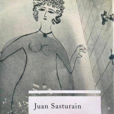 Libros de segunda mano: LA MUJER DUCHA.JUAN SASTURAIN.-NUEVO. Lote 194252623