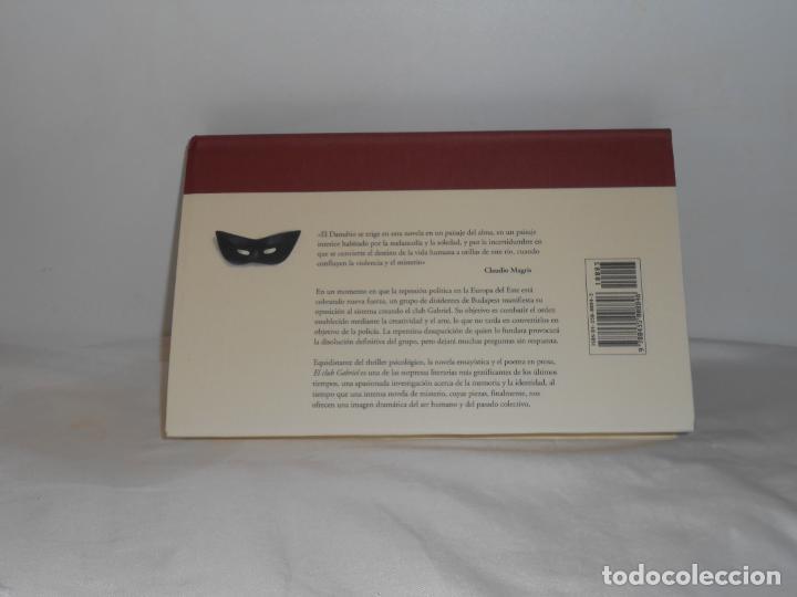 Libros de segunda mano: JOYDEEP ROY-BHATTACHARYA, EL CLUB GABRIEL - EDHASA, 2003 - MUY BUEN ESTADO - Foto 2 - 194253507