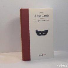 Libros de segunda mano: JOYDEEP ROY-BHATTACHARYA, EL CLUB GABRIEL - EDHASA, 2003 - MUY BUEN ESTADO. Lote 194253507