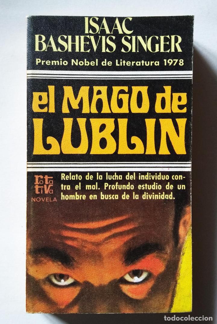 Libros de segunda mano: Spinoza de la calle Market, el | Singer, Isaac Bashevis | Plaza & Janés, 1979 - Foto 2 - 194254375