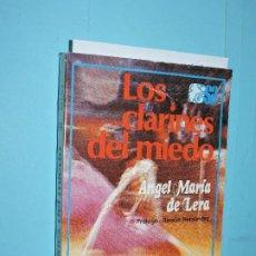 Libros de segunda mano: LOS CLARINES DEL MIEDO. DE LERA, ÁNGEL MARÍA.COL. SELECCIONES AUSTRAL. ED. ESPASA-CALPE. MADRID 1980. Lote 194271557