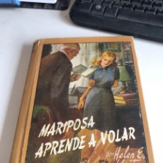 Libros de segunda mano: MARIPOSA APRENDE A VOLAR. Lote 194289838
