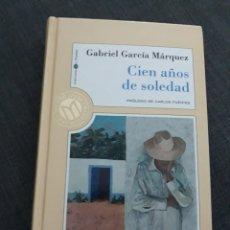 Libros de segunda mano: CIEN AÑOS DE SOLEDAD. GABRIEL GARCÍA MÁRQUEZ. MILLENIUM N ° 5. Lote 194296597