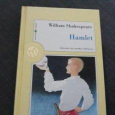 Libros de segunda mano: HAMLET. WILLIAM SHAKESPEARE MILLENIUM N° 3. Lote 194296840