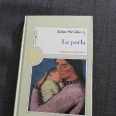 Libros de segunda mano: LA PERLA .JOHN STEINBECK. MILLENIUM N° 44. Lote 194300726