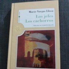 Libros de segunda mano: LOS JEFES .LOS CACHORROS. .MARIO VARGAS LLOSA. MILLENIUM N°45. Lote 194301116