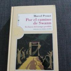 Libros de segunda mano: POR EL CAMINO DE SWANN . MARCEL PROUST. MILLENIUM N° 58. Lote 194301782