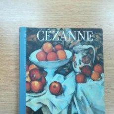 Libros de segunda mano: CEZANNE (BIBLIOTECA EL MUNDO). Lote 194329505