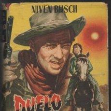 Libros de segunda mano: DUELO AL SOL. - BUSCH, NIVEN - A-NOV-1254. Lote 194331909