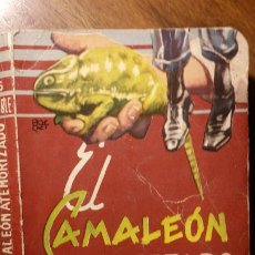 Libros de segunda mano: BIBLIOTECA ORO DE BOLSILLO EDITORIAL MOLINO - Nº 76 - EL CAMALEÓN ATEMORIZADO - LEONARD GRIBBLE. Lote 194339546