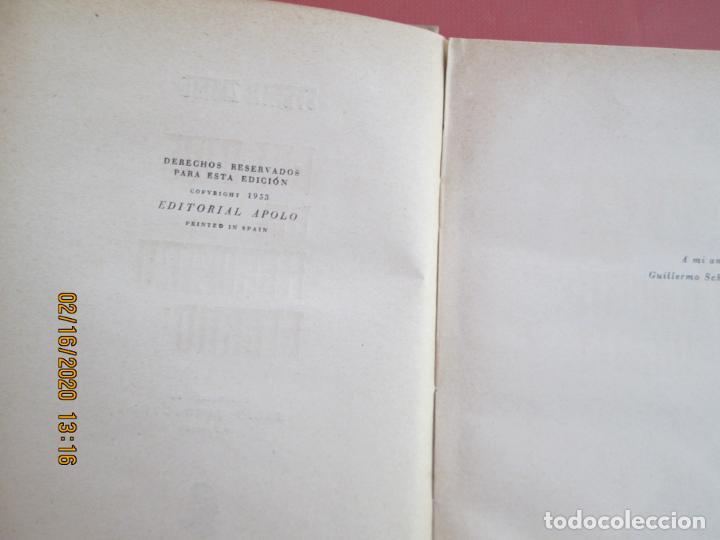 Libros de segunda mano: LOS OJOS DEL HERMANO ETERNO , STEFAN ZWEIG EDITORIAL APOLO 1953 - Foto 3 - 194353976