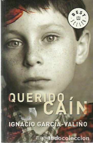 IGNACIO GARCÍA-VALIÑO-QUERIDO CAIN.DEBOLSILLO.2008. (Libros de Segunda Mano (posteriores a 1936) - Literatura - Narrativa - Otros)