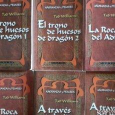 Libros de segunda mano: 6 TOMOS AÑORANZAS Y PESARES TIMUN MAS - COMPLETA - RAREZA. Lote 194384882