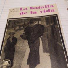 Libros de segunda mano: LA BATALLA DE LA VIDA. Lote 194522000