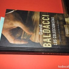 Libros de segunda mano: LOS COLECCIONISTAS. BALDACCI, DAVID. ED. EDICIONES B. BARCELONA 2008. Lote 194556260