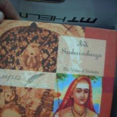 Libros de segunda mano: THE VOICE OF VEDANTA, ADI SANKARACHARYA. EN INGLÉS. L.6922-608. Lote 194574273