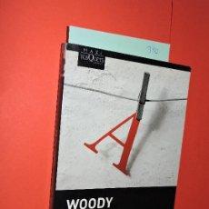 Livres d'occasion: PURA ANARQUÍA. ALLEN, WOODY. ED. TUSQUETS. BARCELONA 2008. Lote 194578440