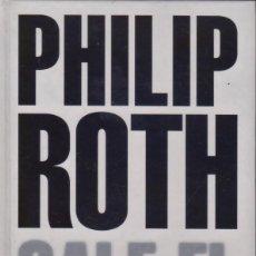 Libros de segunda mano: SALE EL ESPECTRO / ROTH, PHILIP. Lote 194626466
