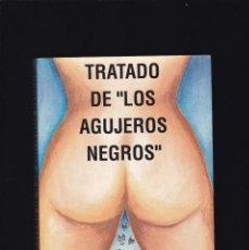 Libros de segunda mano: TRATADO DE LOS AGUJEROS NEGROS - CLUB EDAD DE LOS METALES / ILUSTRADO. Lote 194638837