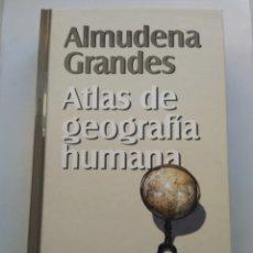 Libros de segunda mano: ATLAS DE GEOGRAFÍA HUMANA/ALMUDENA GRANDES. Lote 194645977