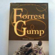 Libros de segunda mano: FORREST GUMP/WINSTON GROOM. Lote 194646271