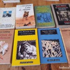 Libros de segunda mano: NOVELA EXTRANJERA EN ESPAÑOL-3. Lote 194689322