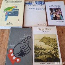 Libros de segunda mano: NOVELA EXTRANJERA EN ESPAÑOL-4. Lote 194689418